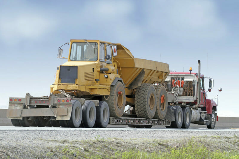 ZMac Reliable Transportation Solutions - trucks, oversize loads, qualified, ZRate