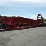 ZMac Load of the Month - Telescopic Conveyor Belt to Canada