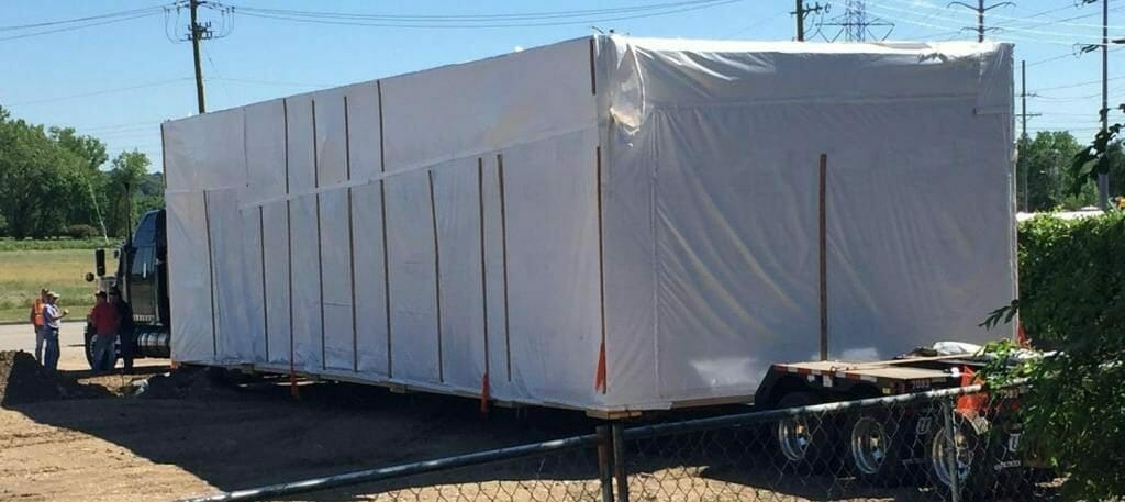 ZMac Pop-Up Fast Food Oversized Freight