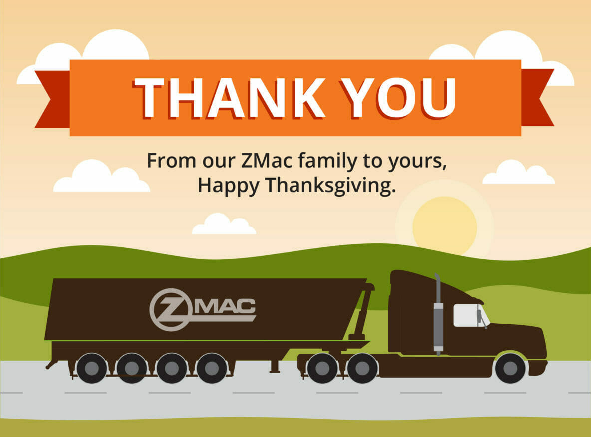ZMac Thanksgiving Work With Us
