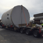 ZMac Load of the Month Feb 2017 - Fiberglass Tanks to Maryland