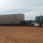 ZMac Load of the Month - Prefabricated Building to Wyoming