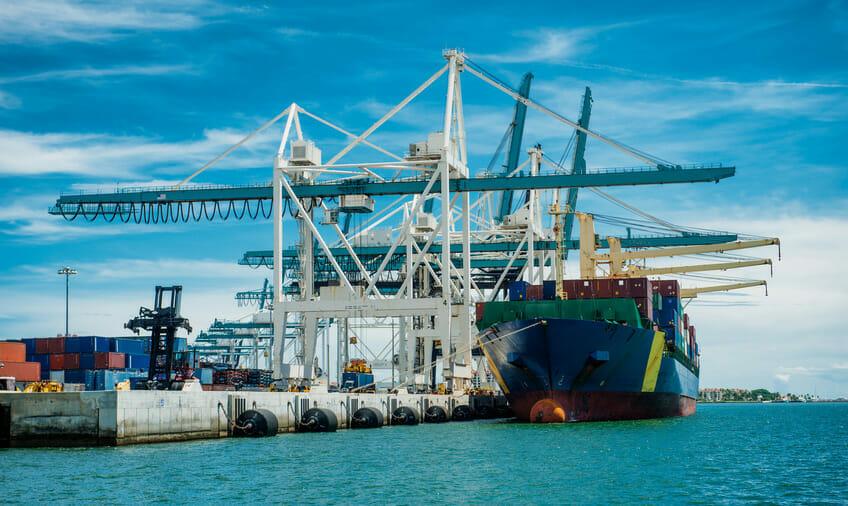 ZMac Transportation Port Ocean Freight Logistics Port of Miami