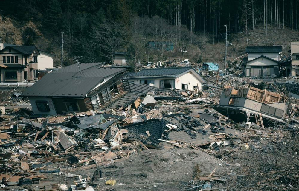 ZMac 2011 Japanese Tsunami story behind the shipment
