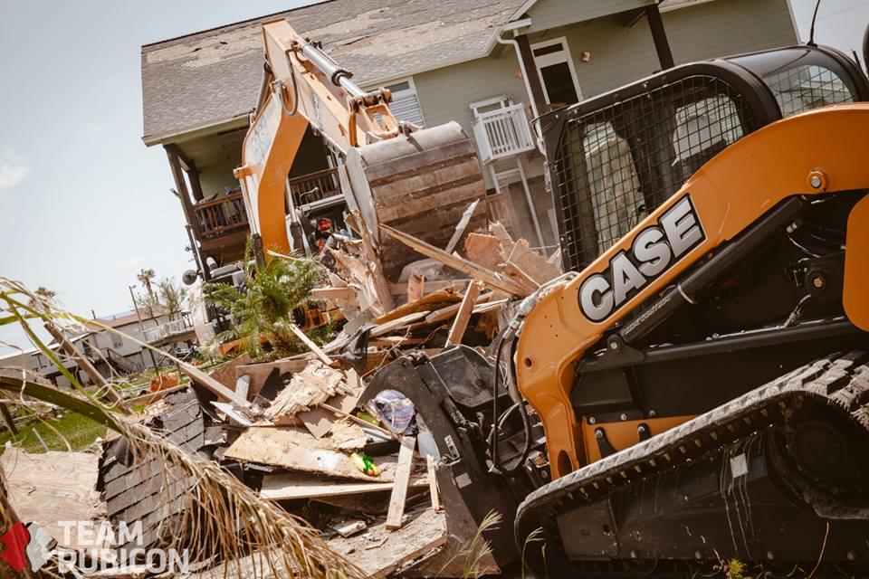 Hurricane Harvey Case Construction Team Rubicon