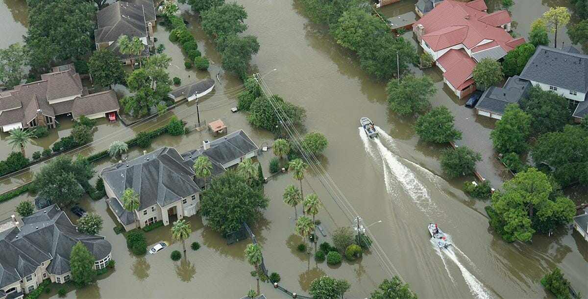 Hurricane Harvey ZMac Transportion
