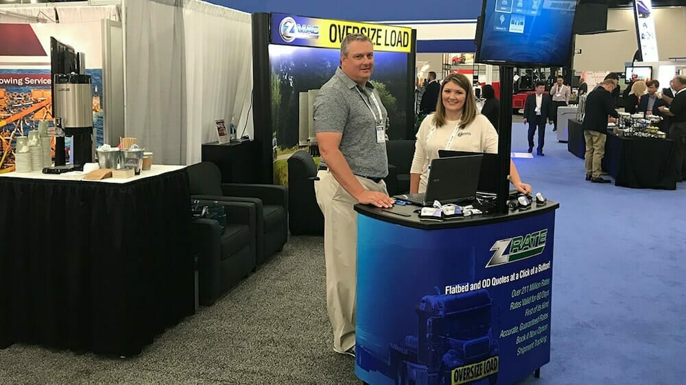 Behind the Scenes at Breakbulk Americas 2017
