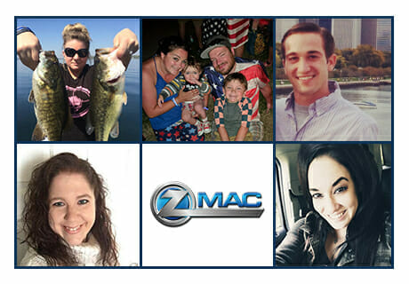 ZMac's 2018 Hires - Employee Images