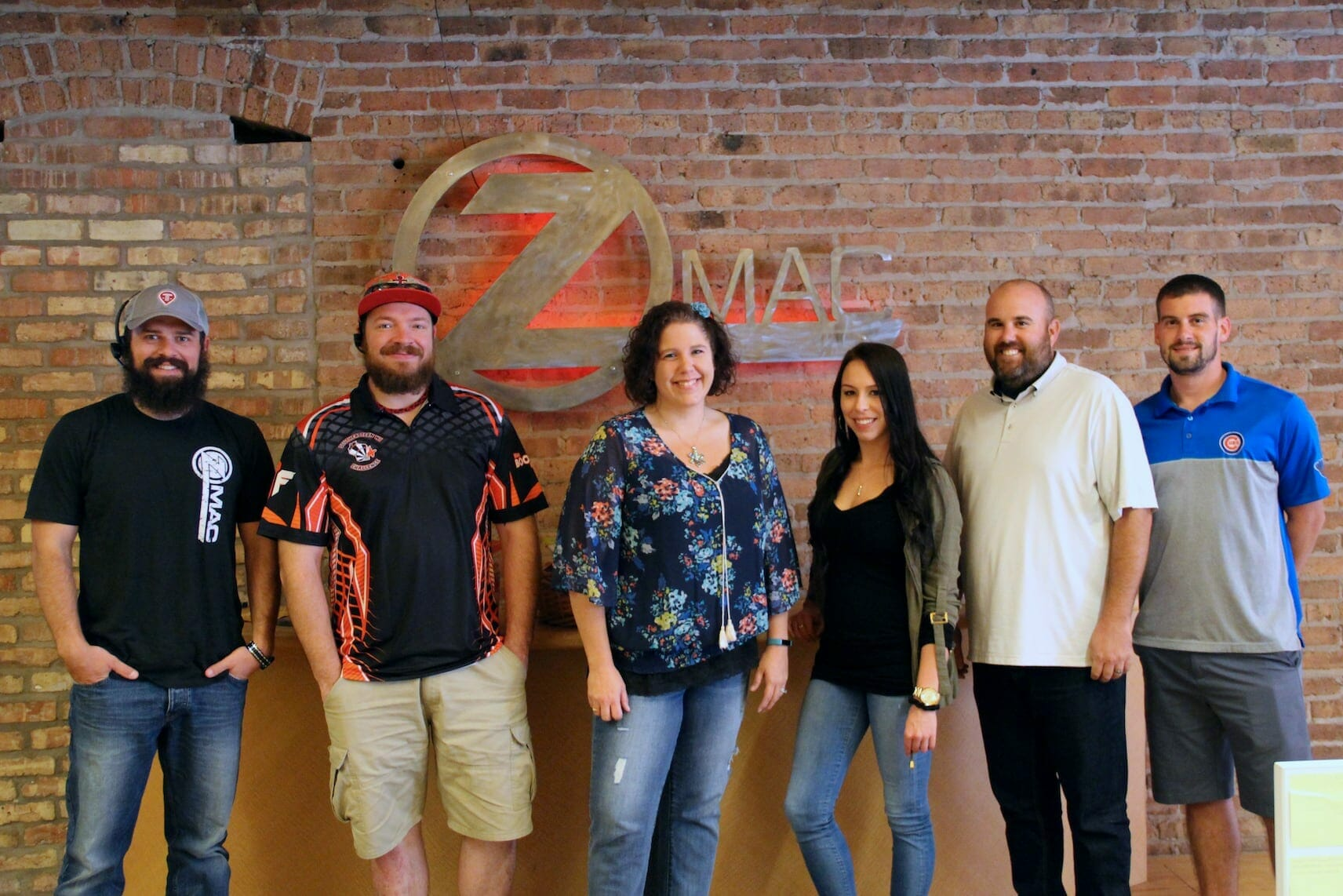 ZMac Logistics Careers - the team