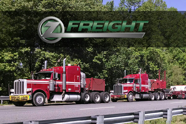 ZFreight Freight Management System ZMac